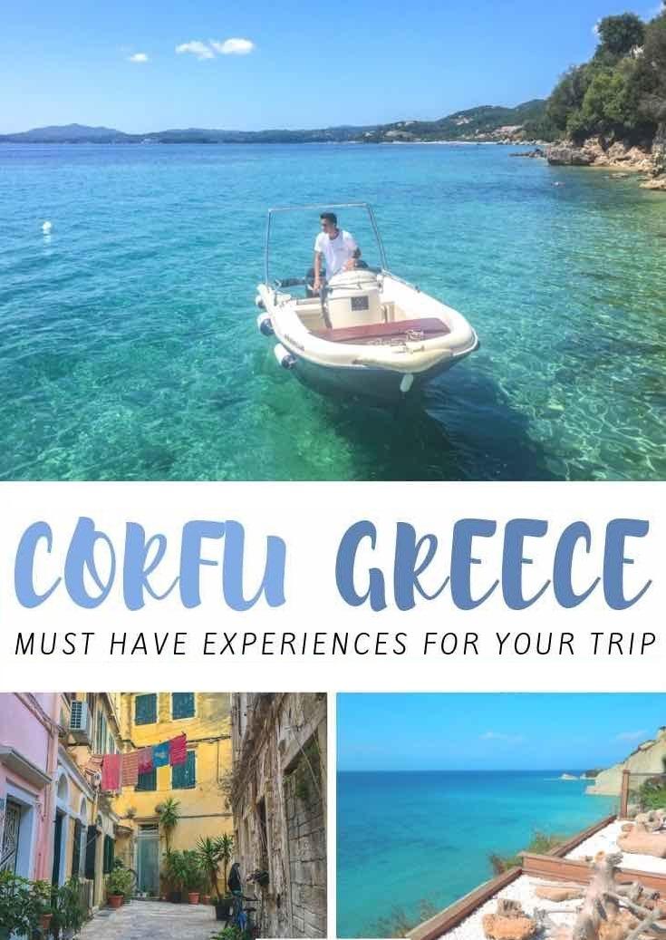 Things To Do In Corfu, Greece