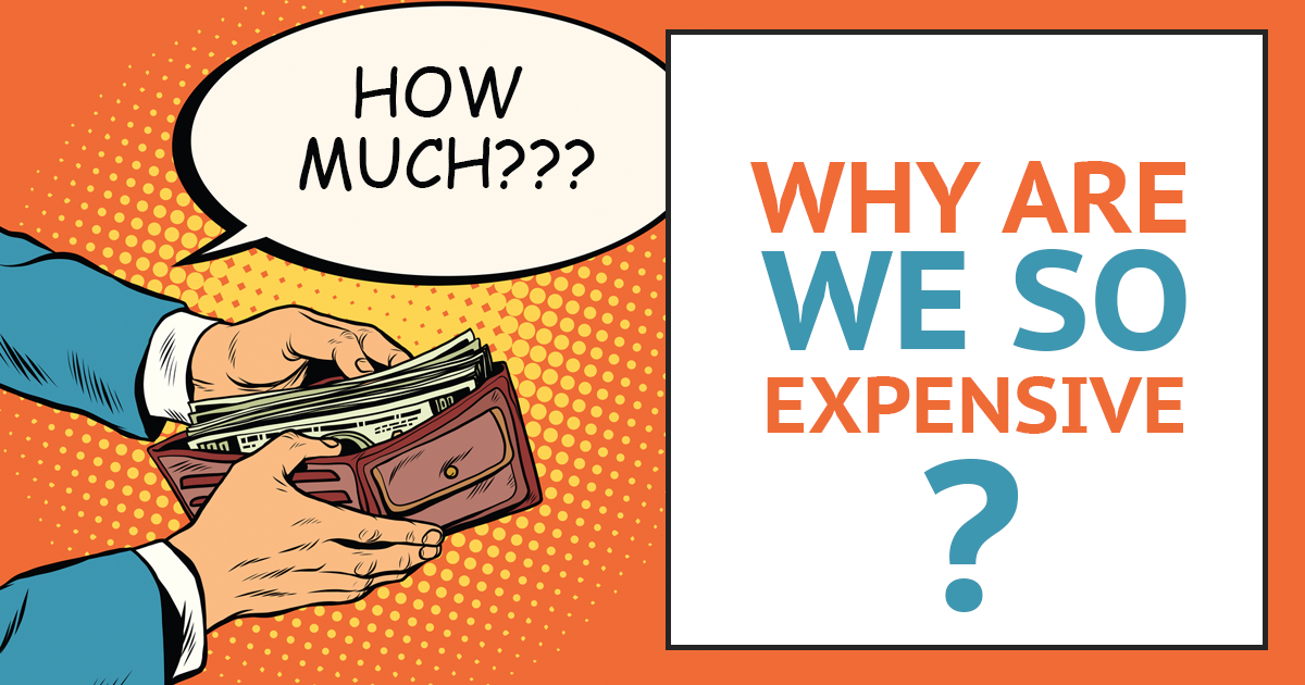 Websites Are More Expensive Than You Think