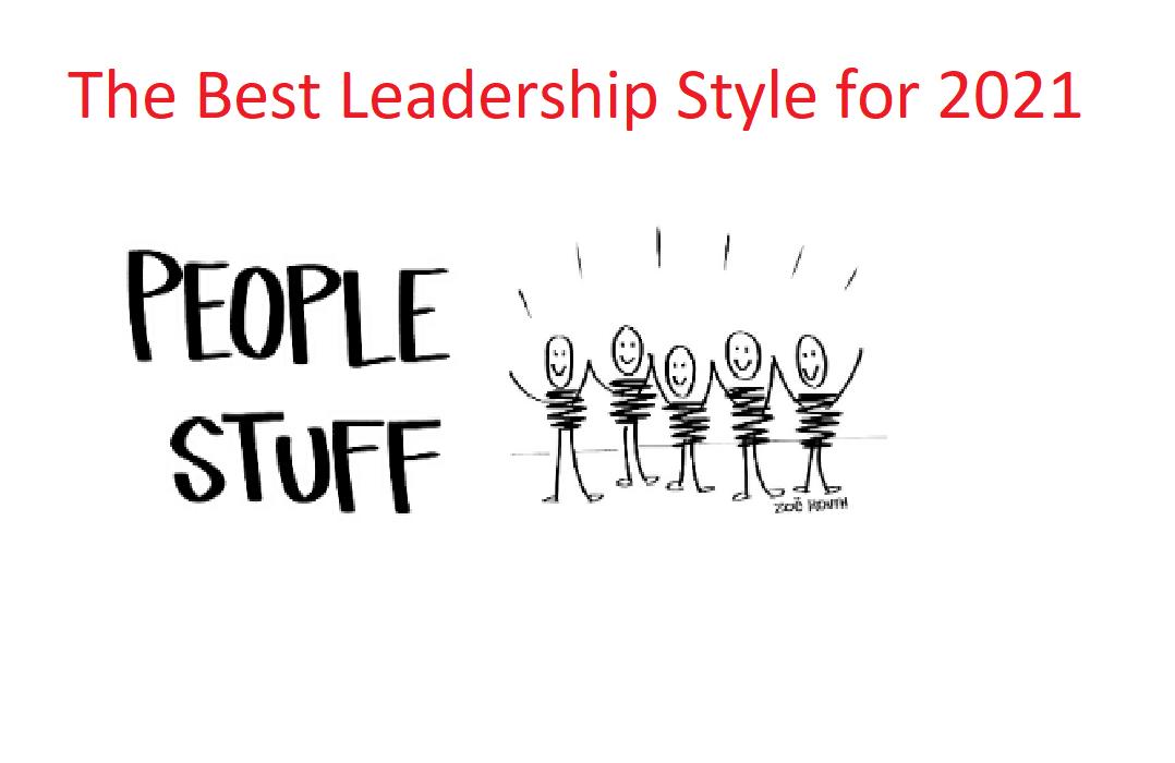 leadership in 2021